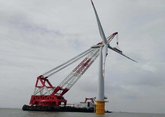 2019-年中国华能大丰风电项目